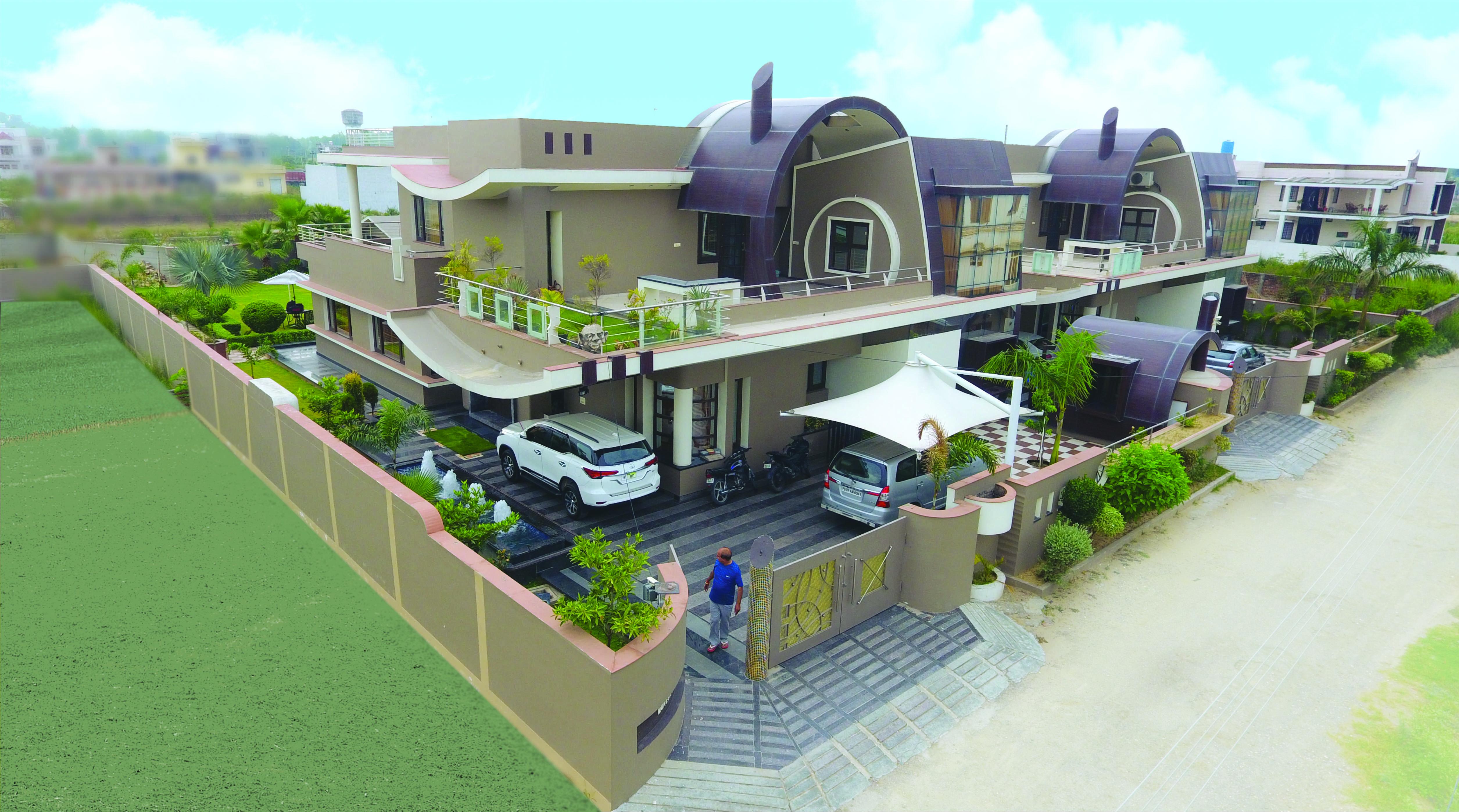 Modern Residentials